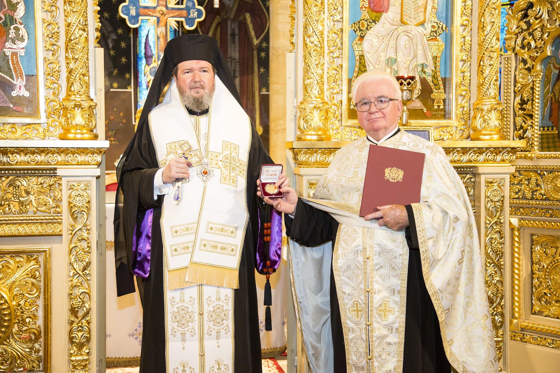 """2020 – """"Anul omagial al pastorației părinților și copiilor"""", """"Anul comemorativ al filantropilor Ortodocși Români"""""""